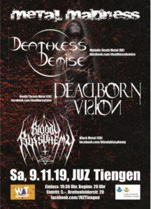 Metal Madness 9.11.19